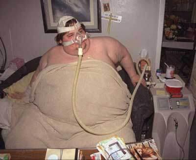 คนที่อ้วนมากที่สุดในโลก
