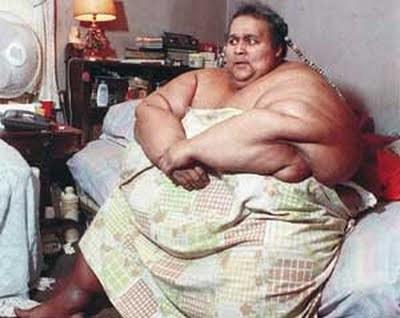 คนอ้วนมากที่สุดของโลก